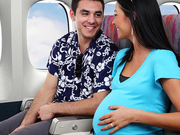 Quy định dành cho phụ nữ có thai khi đi máy bay